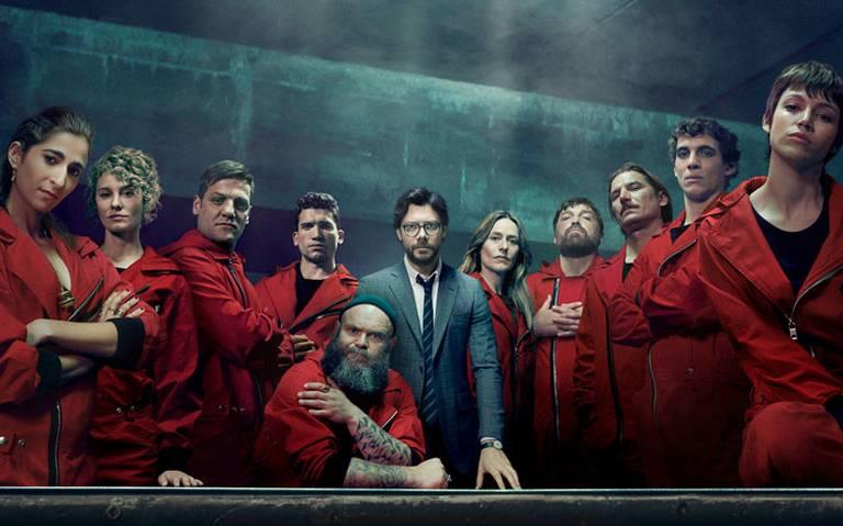 La casa de papel: Van por más en tercera temporada