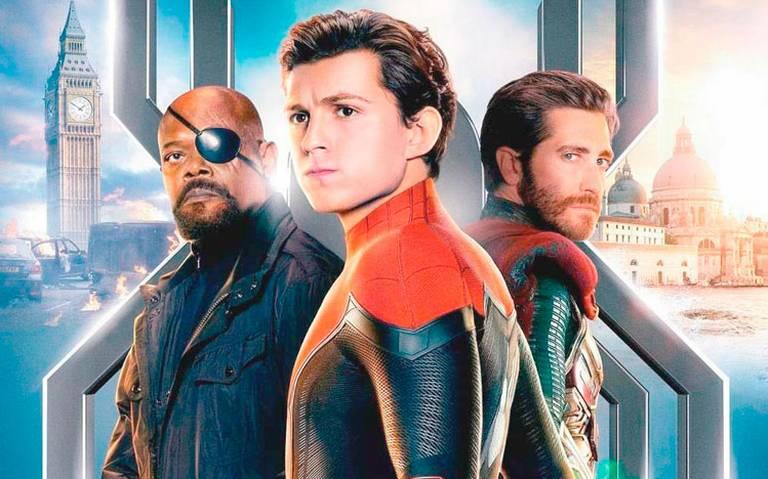Spider-Man, listo para ser un superhéroe en Lejos de casa