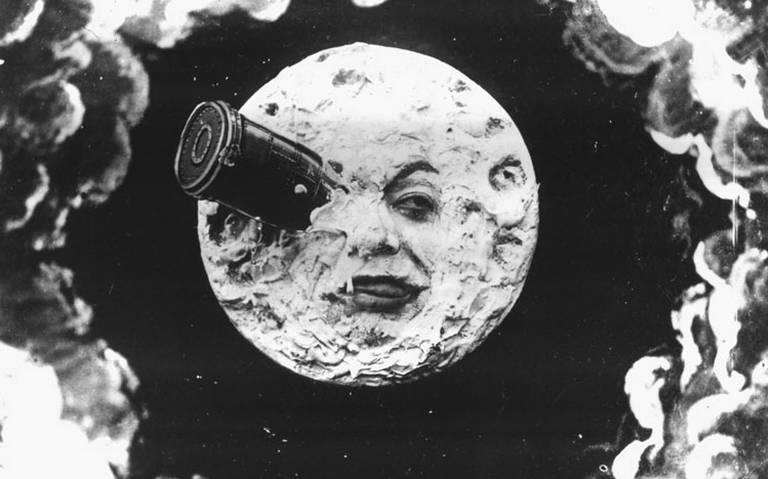 El cine se adelantó a la conquista del espacio