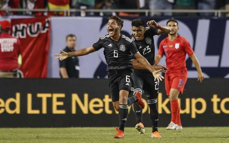 México es campeón de la Copa Oro