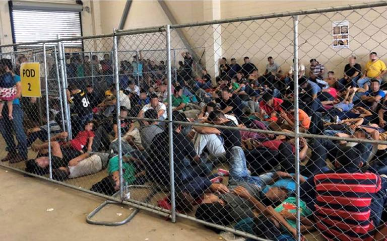 Multan con 500 mil dólares a migrantes si no salen de EU