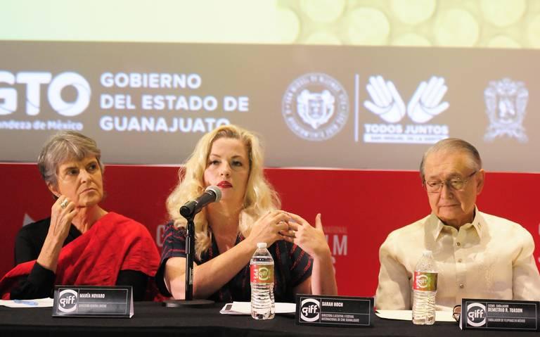 Festival de Cine de Guanajuato libra recortes y llega a su edición número 22