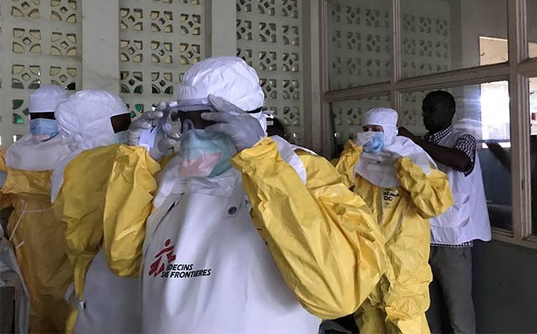 Emiten alerta de viaje por crisis de ébola en el Congo