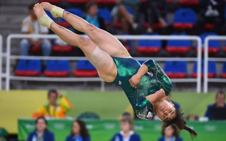 A pesar de resultados, Alexa Moreno no va a Panamericanos