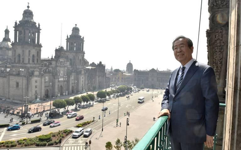 Ofrece Seúl asesoría a la CDMX en transporte y jardines