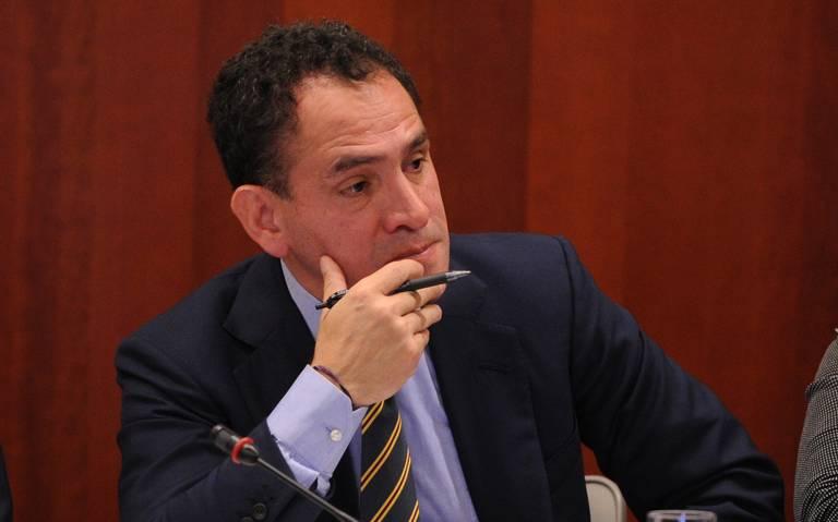 Él es Arturo Herrera, el nuevo secretario de Hacienda
