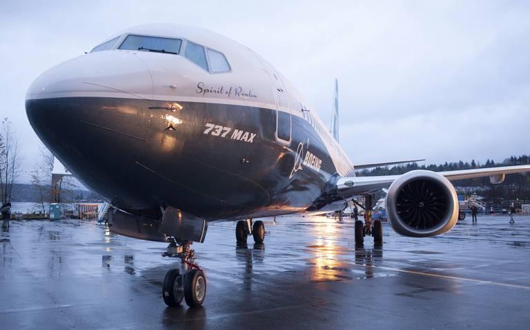 Boeing podría parar temporalmente producción del 737 MAX
