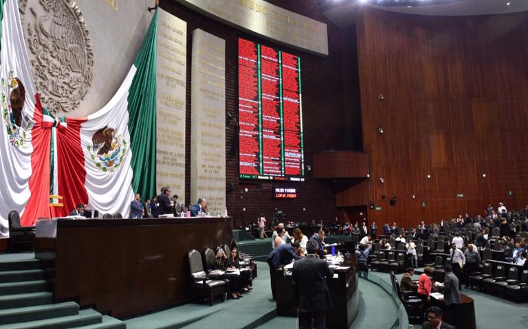 Inician diputados ruta para avalar ley de extinción de dominio