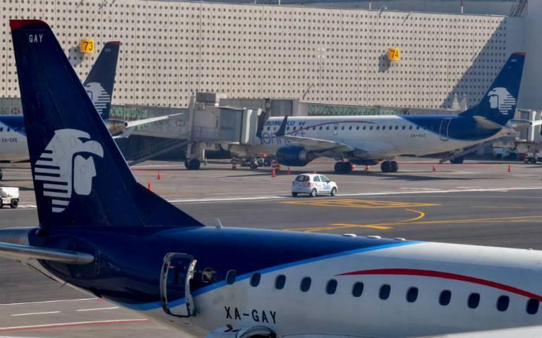 Profeco sanciona a líneas aéreas por más de 7 mdp