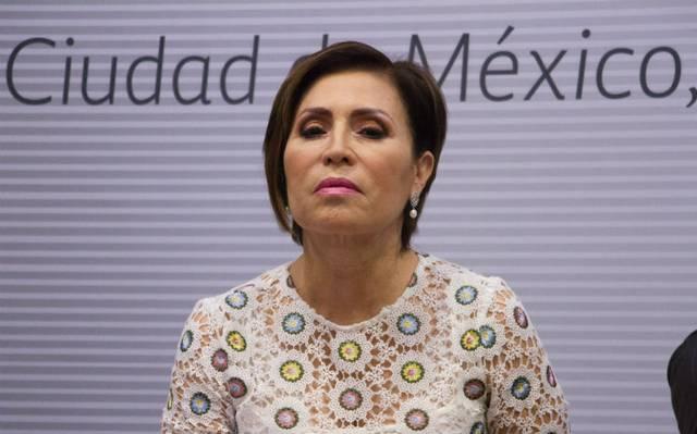 Juez otorga suspensión provisional a Rosario Robles