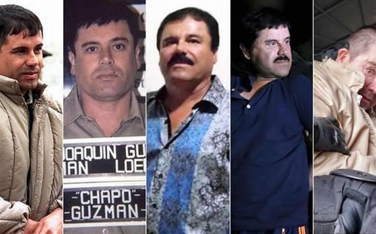 """Joaquín """"El Chapo"""" Guzmán es condenado a cadena perpetua más 30 años, en una prisión estadounidense."""