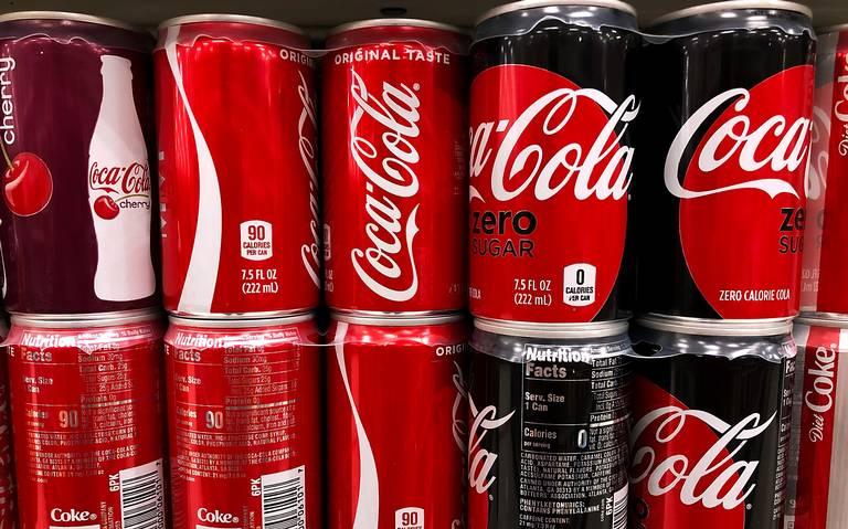 Café bebible estimula ventas de Coca-Cola