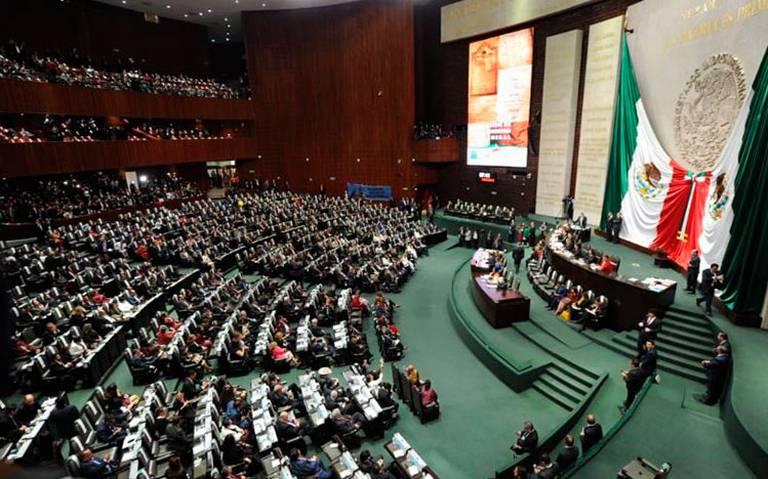 Comisiones en San Lázaro aprueban Ley de Extinción de Dominio