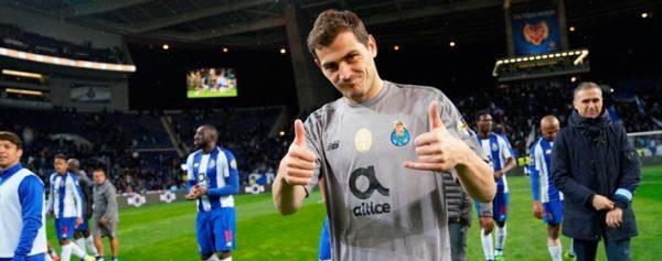 Iker Casillas se retira del futbol por el problema de salud
