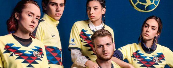 América presenta su uniforme para temporada 2019/2020