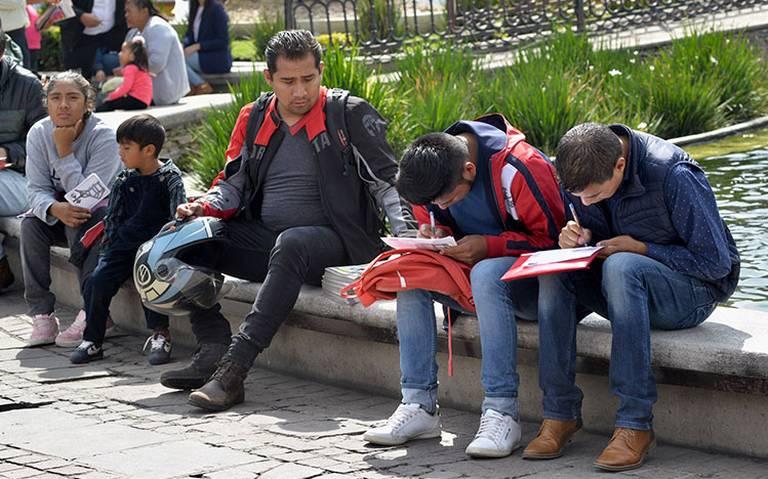Desempleo en México aumenta a 3.6 % en junio