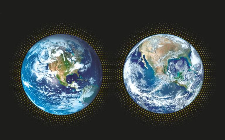 """""""He visto desiertos avanzar"""", astronauta alerta sobre los efectos del cambio climático"""