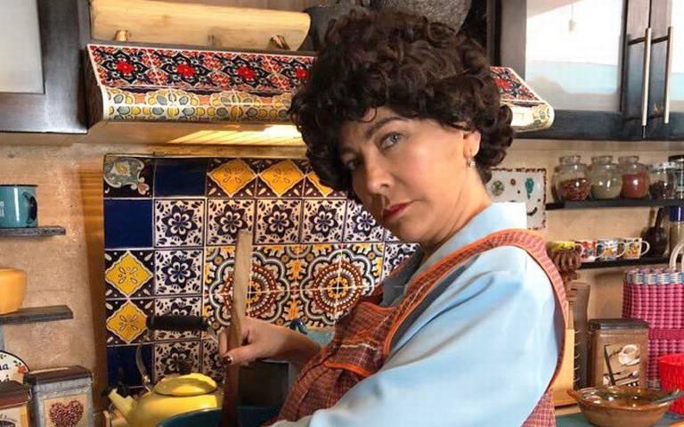 Mara Escalante llevará al cine el exitoso personaje de Doña Lucha