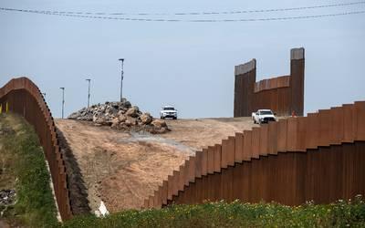 Trump agradece otra vez a México despliegue de tropas en frontera con EU