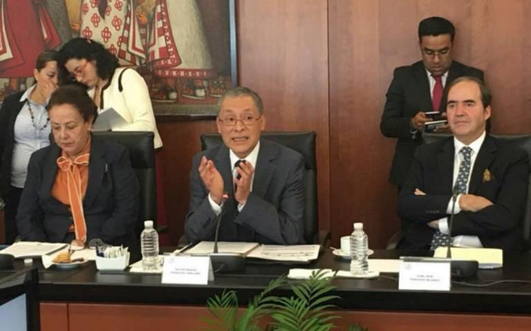 Fallece Héctor Rodríguez, embajador de México en Haití