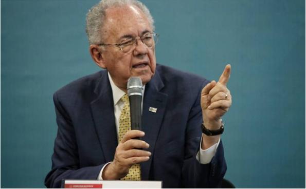 El NAIM no se canceló por corrupción, insiste Jiménez Espriú
