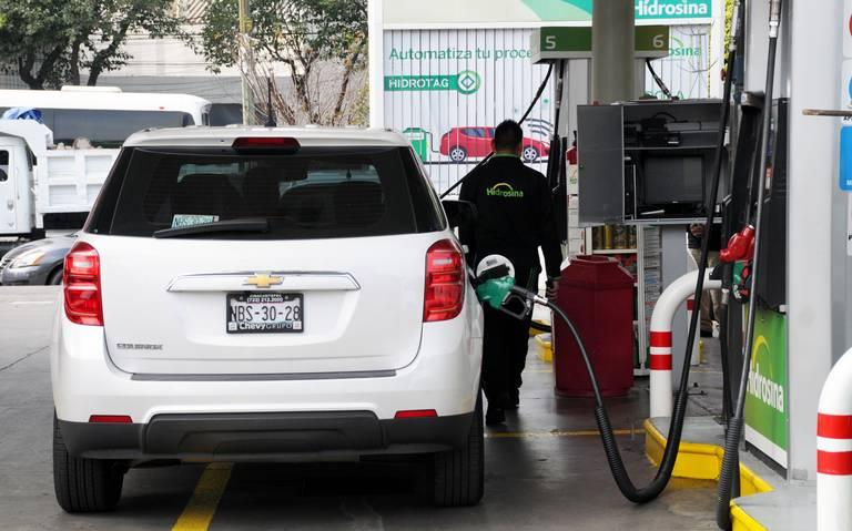Gasolina impulsa cuentas públicas de México: Barclays