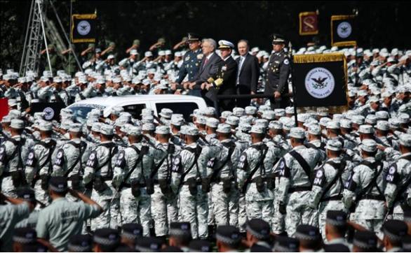 Corte admite dos acciones de inconstitucionalidad contra la Guardia Nacional