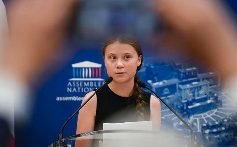 Así responde Greta Thunberg a los ataques de diputados franceses