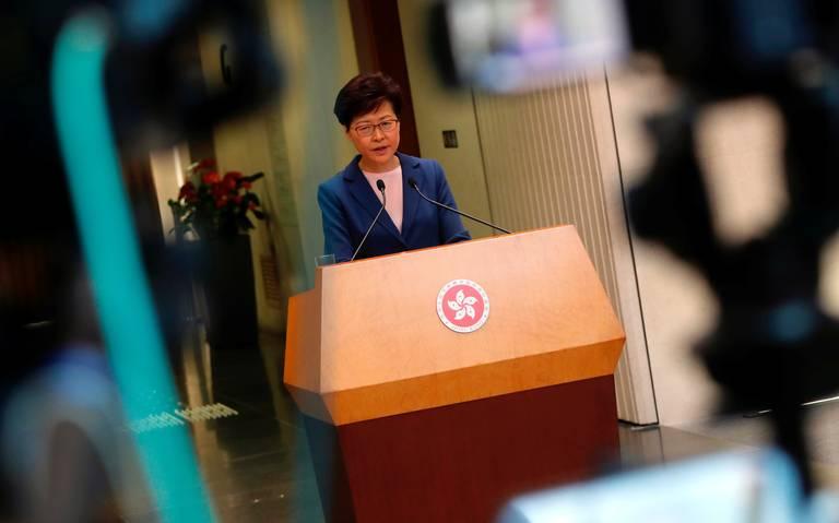 """Hong Kong da por """"muerta"""" su polémica ley, opositores insatisfechos"""