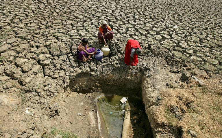 Chennai, la ciudad sin agua