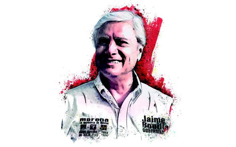 Jaime Bonilla, la red de poder que mueve a Baja California