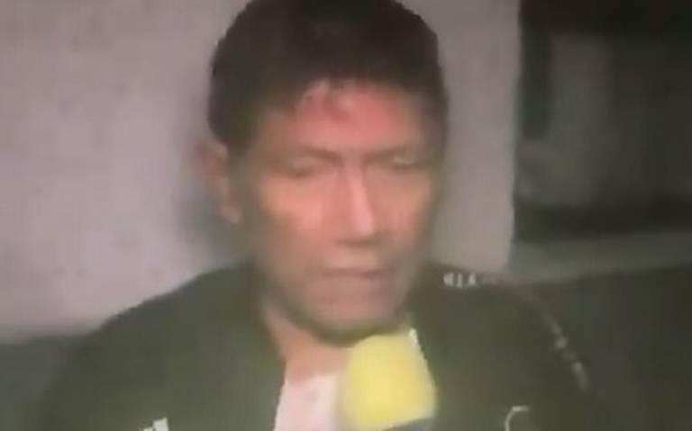 Sufre Juan Osorio tremendo asalto en su vivienda