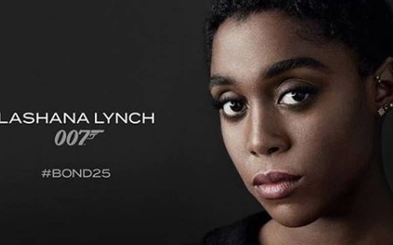 Una mujer afroamericana será la siguiente agente 007
