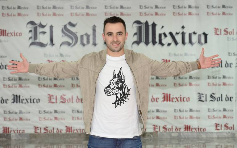 Martín Ricca retoma en México su carrera como cantante