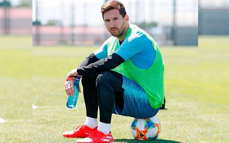 Conmebol multa a Messi y lo suspende un partido