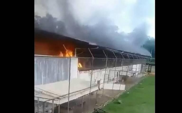Motín en cárcel de Brasil deja al menos 52 muertos