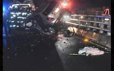 Jovencita pierde la vida al impactar su camioneta en San Jerónimo