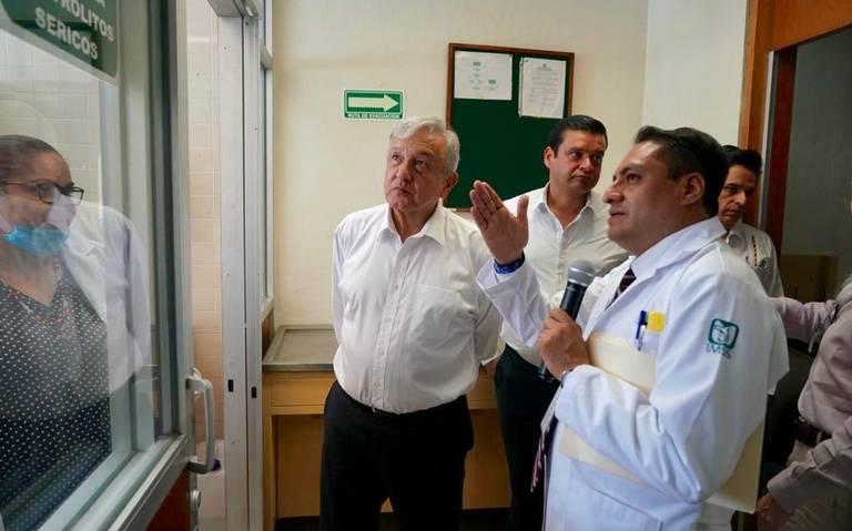 AMLO anuncia lineamientos del Instituto Nacional de Salud para el Bienestar