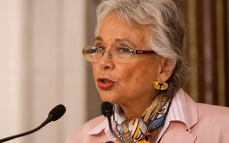Ley Bonilla es inconstitucional, pero Segob no intervendrá: Olga Sánchez