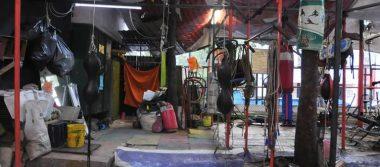 Exigen recursos en Coyoacán para mejorar su barrio