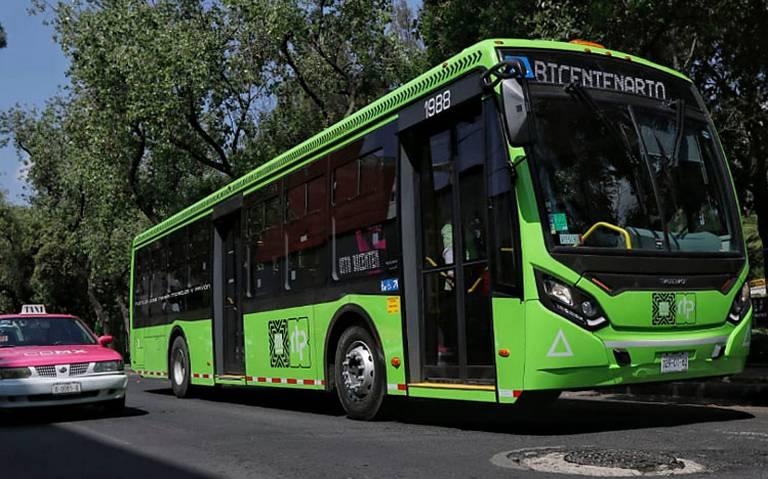 RTP está de estreno; entran en operación 18 autobuses con GPS