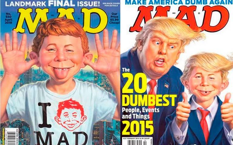 Adiós MAD… Dejará de publicarse tras casi 7 décadas