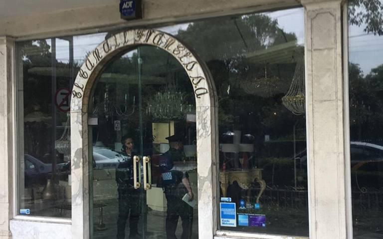 Hallan cuerpo al interior de un negocio en la Benito Juárez