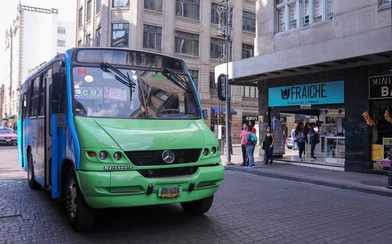 Calendarizan la instalación de GPS a microbuses