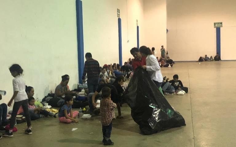 Aseguran 470 migrantes en menos de 24 horas en Tamaulipas