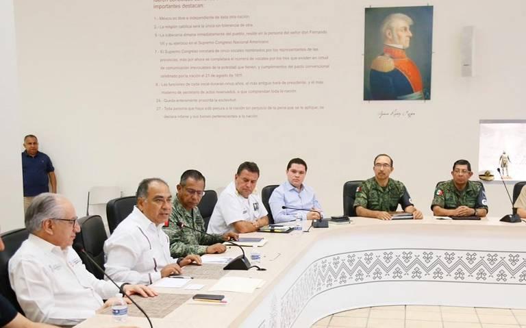 Designan 3 mil 400 elementos de la Guardia Nacional para Guerrero