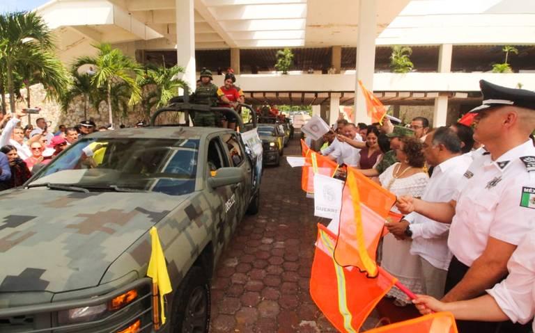 Arranca operativo de seguridad vacacional