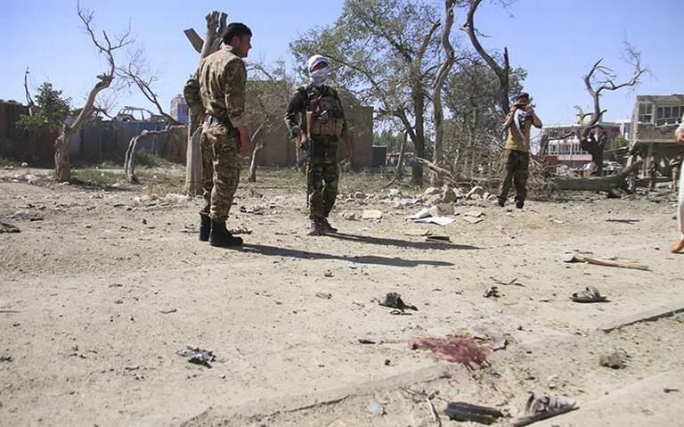 Bombardeos de EU en Afganistán matan a 25 talibanes