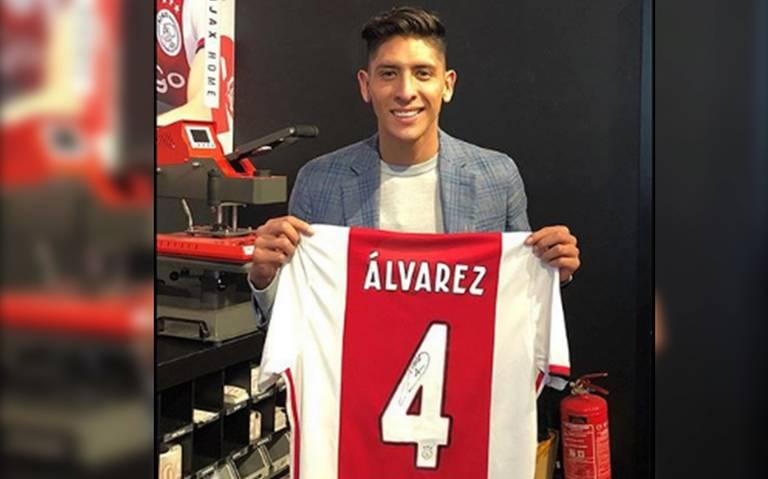 ¡Edson Álvarez usará el 4 en el Ajax!