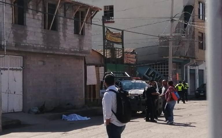 Albañil muere electrocutado en una obra en Ecatepec